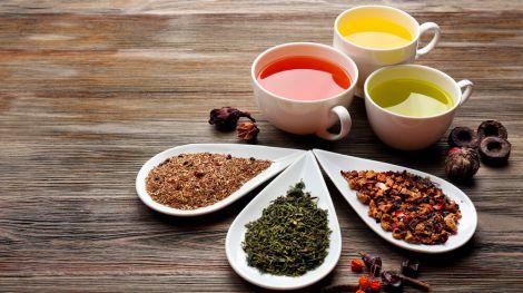 Корисні види чаю