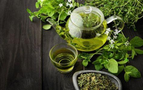 Зелений чай для покращення потенції