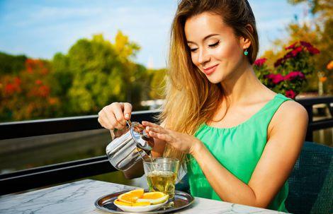 Чай без цукру набагато корисніший
