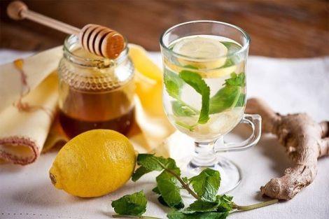 Смачні рецепти імбирного чаю