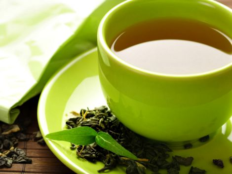 Шкода зеленого чаю