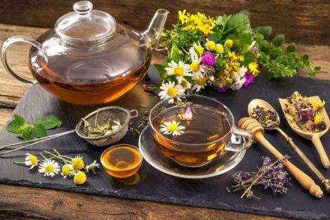 Чай від здуття живота