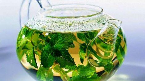 Зелений чай для покращення зору