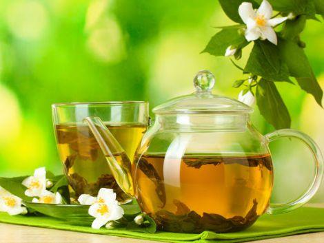 Зелений чай покращить роботу мозку
