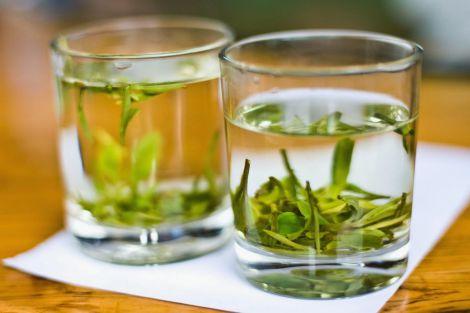 Зелений чай для оздоровлення кишечника
