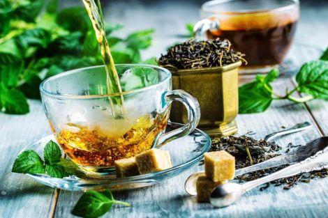 Корисний чай для шлунка