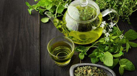 Зелений чай для чоловічої потенції