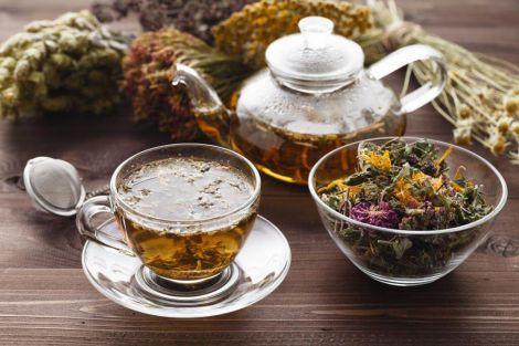 Рецепти заспокійливого чаю