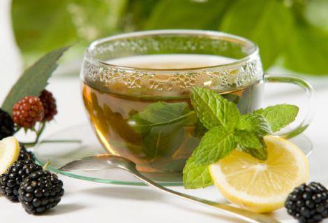 Користь зеленого чаю