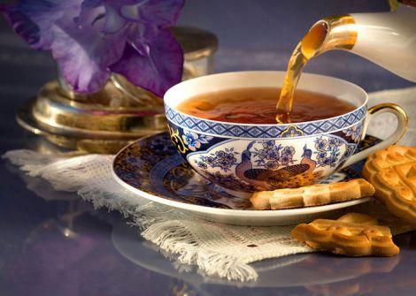 Вода для приготування чаю
