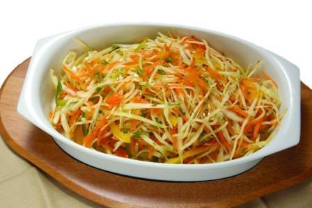 Капустяний салат