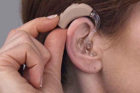 Слуховий апарат