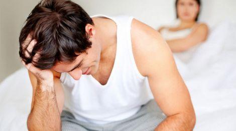 Причини еректильної дисфункції