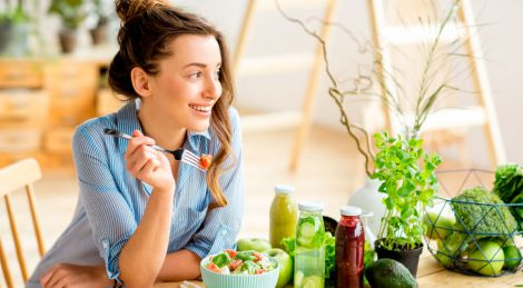Переїдання не приносить організму користі