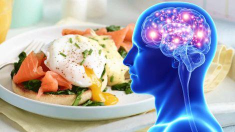 Проти старіння мозку: 7 продуктів для підвищення інтелекту і збереження пам'яті