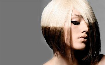 модні тенденції у фарбуванні волосся