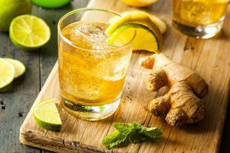 Смачний та корисний лимонад