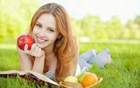 П'яте місце займають яблука