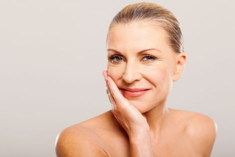 Догляд за зрілою шкірою обличчя