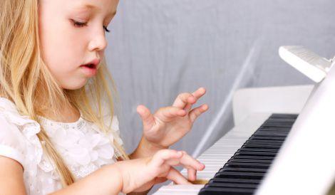 Користь музики для дитячого навчання