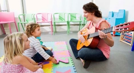 Заняття музикою покращують дитячу пам'ять