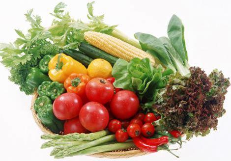 Привчіть дитину полюбити овочі