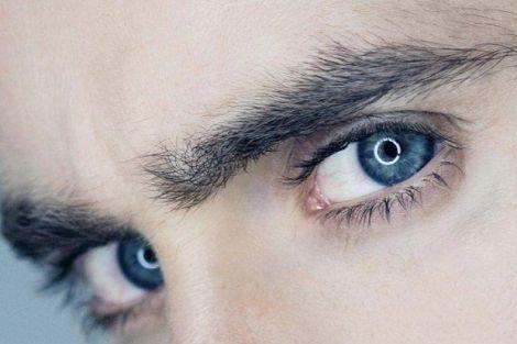 Який у вас колір очей?