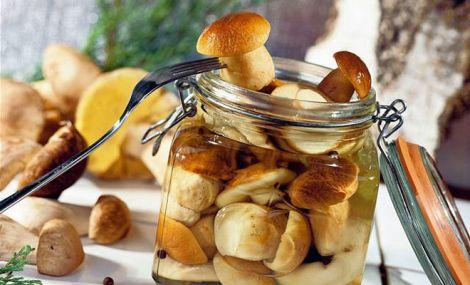 Білі гриби для здоров'я організму