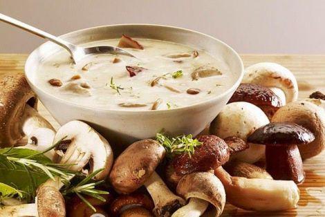 Взимку потрібно їсти більше грибів