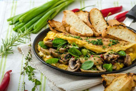 Корисні гриби: як правильно їсти?