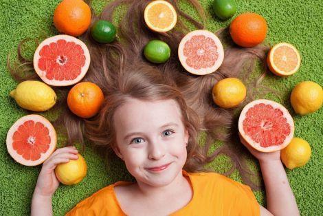 Овочі та фрукти впливають на дитячу психіку