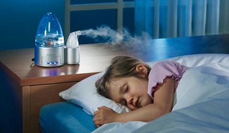 Увлажнитель воздуха для вашей семьи