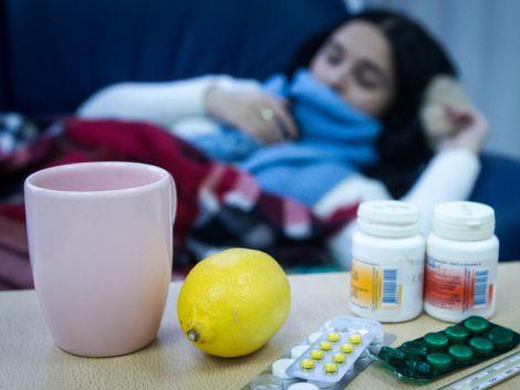Лимон для лікування застуди