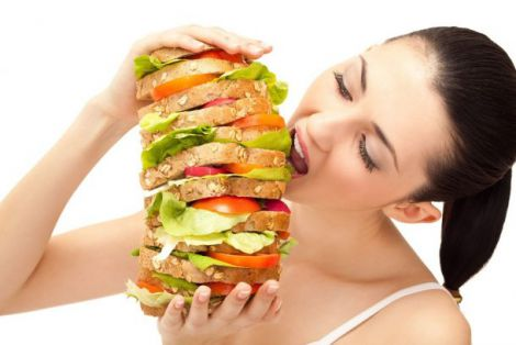 Уникаємо переїдання