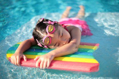 Заняття плаванням з 3 років