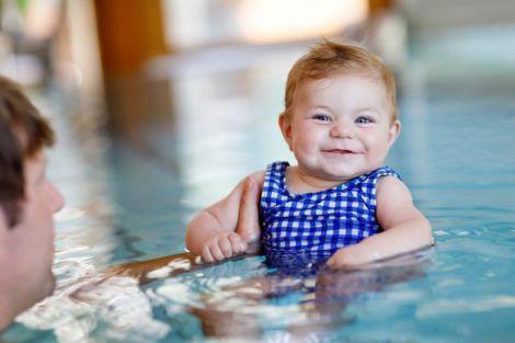 Дитяче плавання