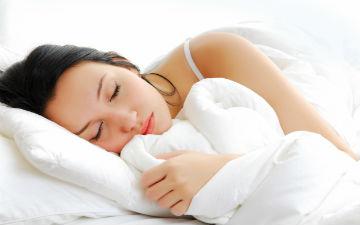 Здоровий сон - у добре провітреній кімнаті
