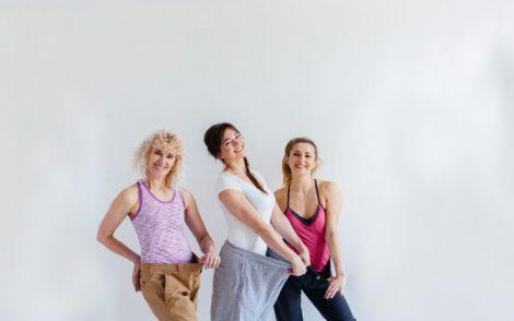 Схуднення небезпечне для жінок похилого віку