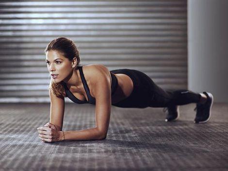 Прості вправи для схуднення