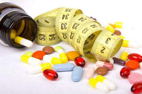 Таблетка для схуднення