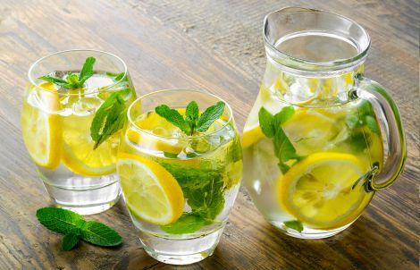 Літні напої для схуднення