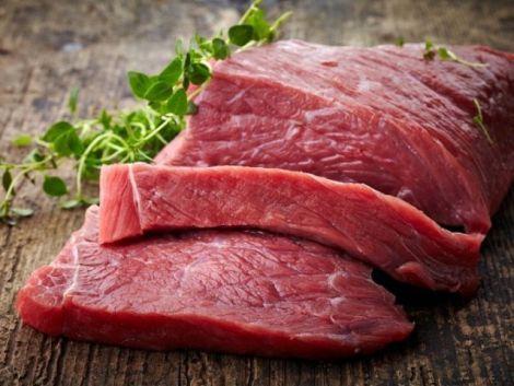Правила зберігання м'яса
