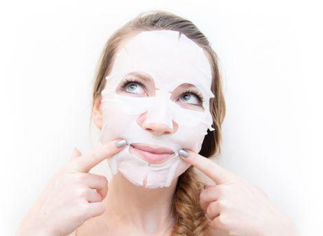 Косметична маска призвела до серйозних опіків