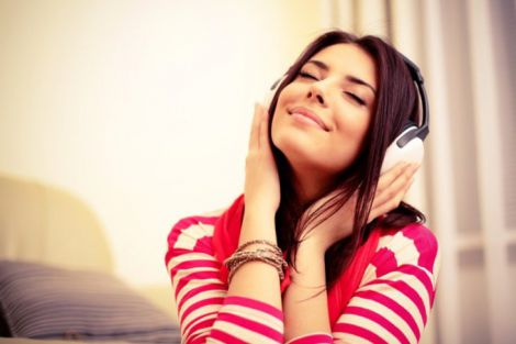 Музика у навушниках