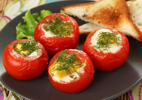 Варіант дієтичного сніданку