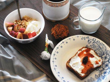 Смачний та корисний сніданок для схуднення