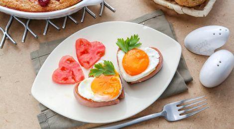 Корисний сніданок для дитини