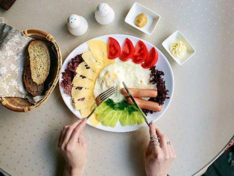 Правильний сніданок