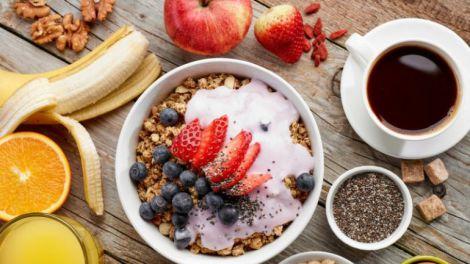 Не забувайте снідати