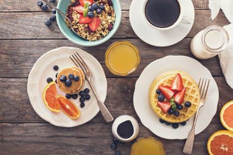 Шкідливі сніданки для організму